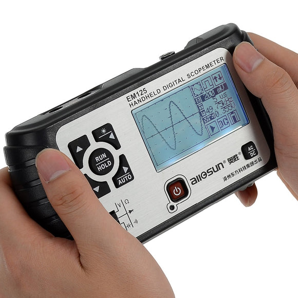 Digital 2 in 1 Handheld Portable Oscilloscope+Multi-meter - Digital oscilloscope, Hammond Auto