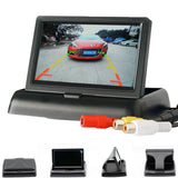 Car Monitor 4.3 inch Reversing image Rear view Parking System