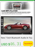 7 Inch Car Video Player with HD Touch Screen