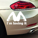 I am loving it Car Sticker/Decal Automobile/Motorcycle