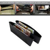 Car Seat Crevice Storage Bag/pouch
