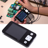 2 Channel Handheld/Portable Digital Oscilloscope (DSO LED DS211)
