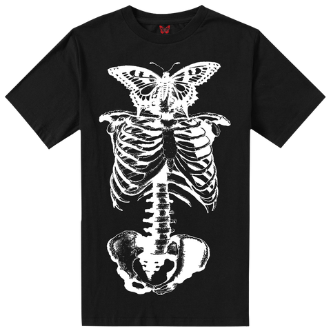 Airbrush Tour Tee [Black]