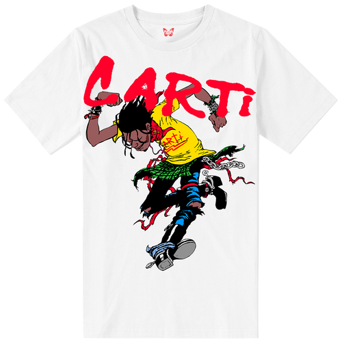 Playboi Carti Cartoon Carti Tee