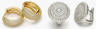 Micropave Jewelry
