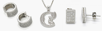 Rhodium Jewelry