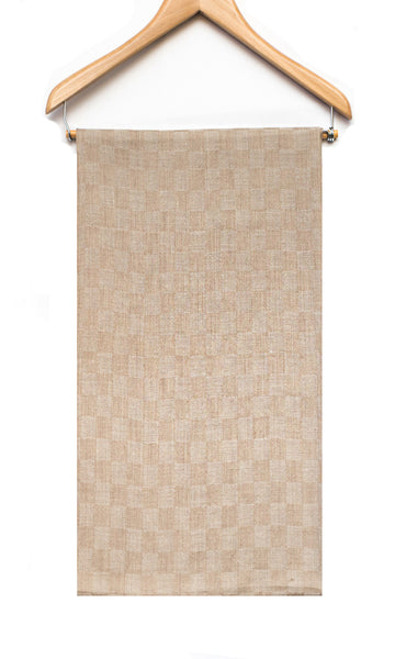 Flo Gold Hand-Woven Cashmere Pashmina - Buy Pashmina Stoles Online at KashminaStyle.com
