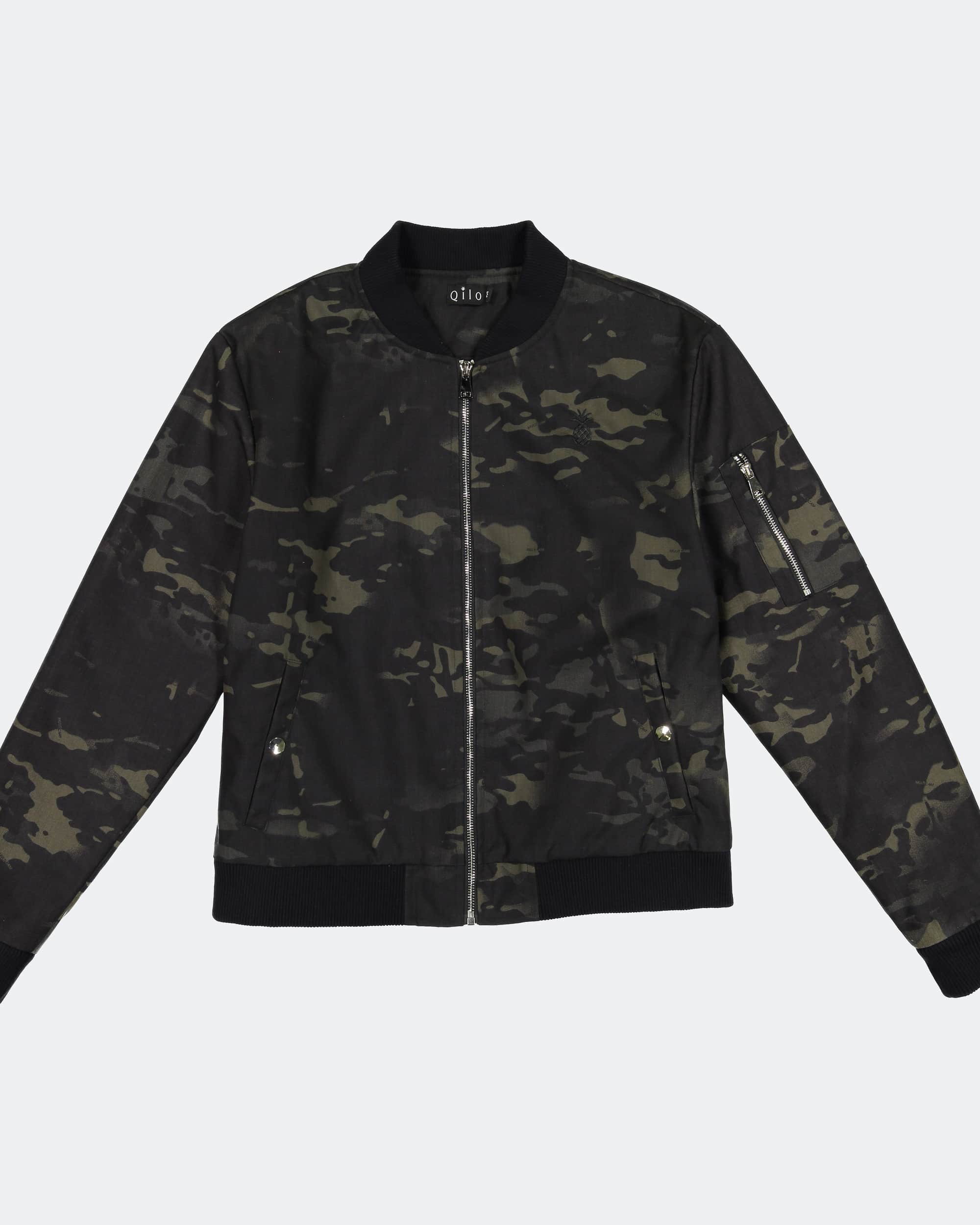 MULTICAM® Bomber Jacket in Black