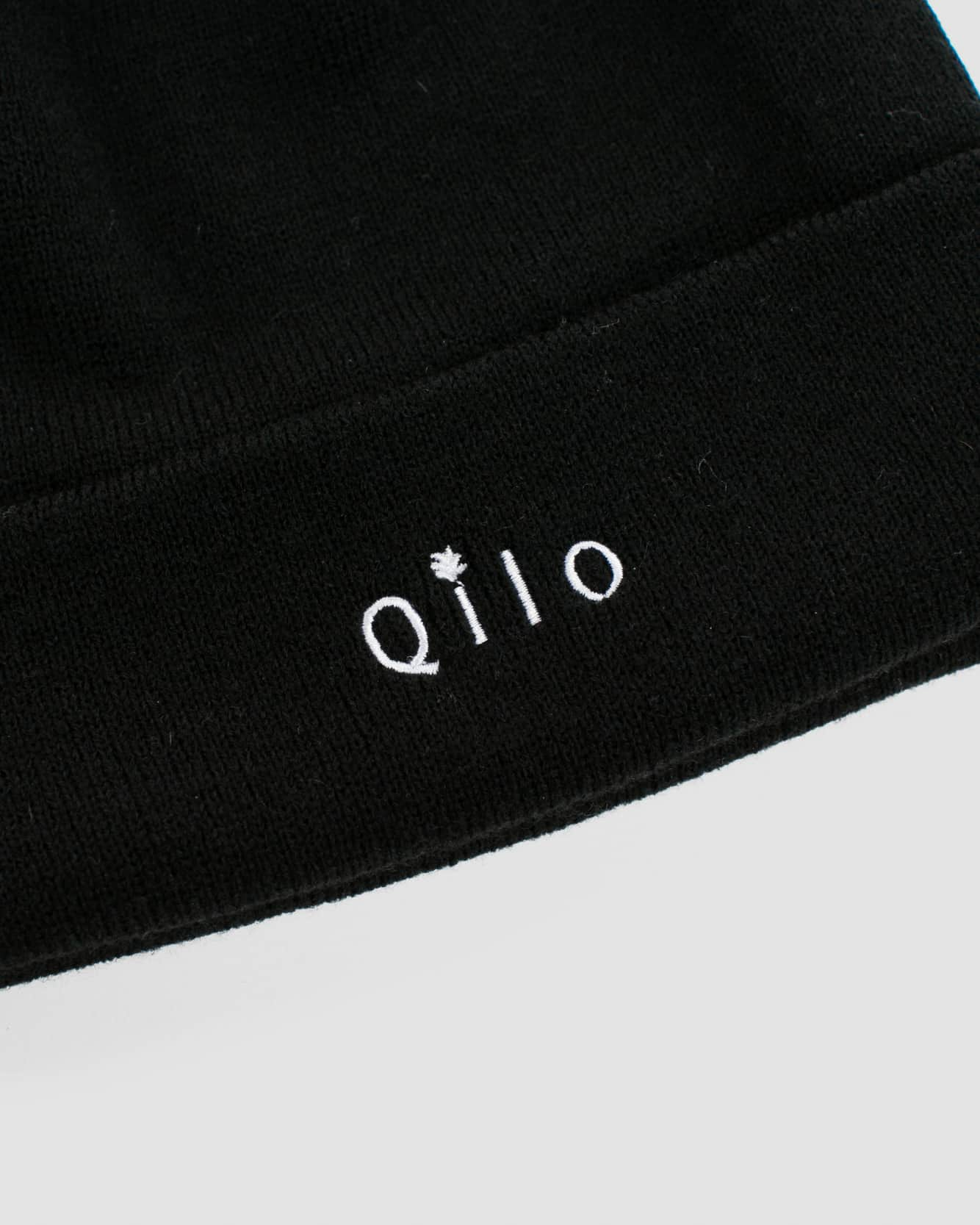Embroidered Qilo Beanie