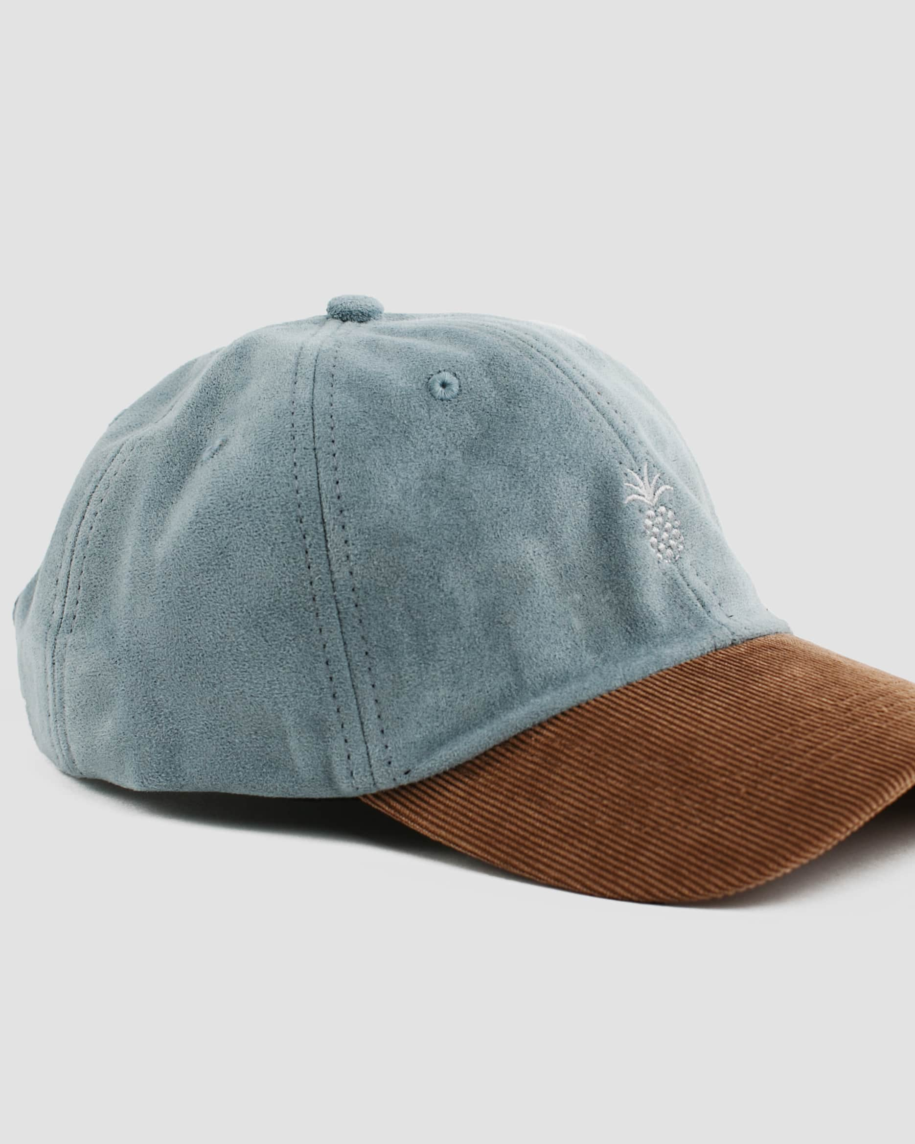 Suede Dad Hat