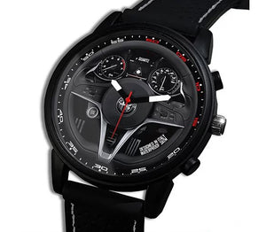 alfa romeo watch high quality perfect gift personalizedbox giulia quadrofoglio qv