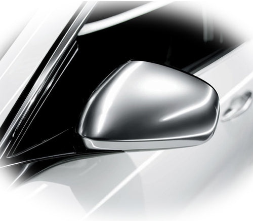 Alfa Romeo 159 Giulietta Brushed Alloy Mirror GENUINE original TI mirror covers high quality
