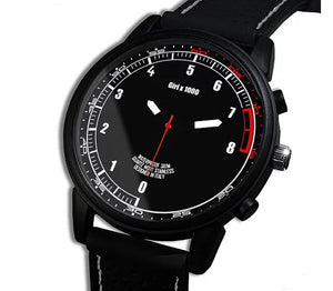 147 REV COUNTER Silicone band watch