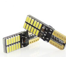 4X  LED W5W T10 Canbus 24 SMD Lights