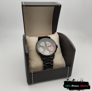 alfa romeo 3d wheel watch qv quadrifoglio verde racing f1 gift