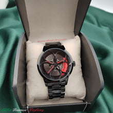 alfa romeo giulia stelvio qv 3D wheel watch red calipers