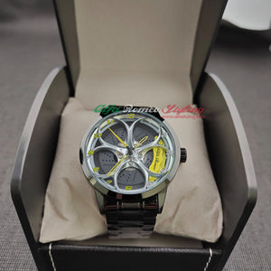 Alfa Romeo Giulia QV Wheel Watch