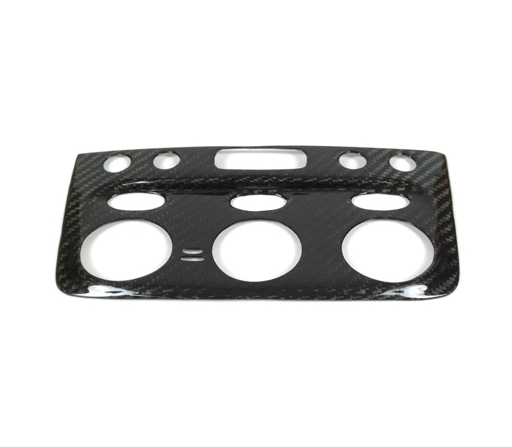 alfa romeo 147 GT Carbon fiber Central Console Trim Cover