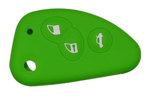 147 156 166 GT Silicone Key Cover 3 Buttons