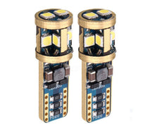 2X  LED W5W T10 Canbus 10 SMD 3030 Lights