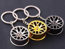 Keychain Wheel