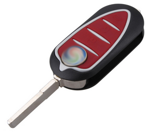 Key Shell with 3 buttons for alfa romeo Mito Giulietta