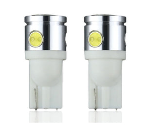 2X  LED W5W T10 Canbus 5 SMD  Lights