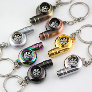 Keychain Turbo Metal
