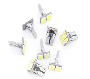 2X  LED W5W T10 Canbus 6 SMD Lights