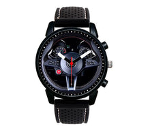 Alfa romeo Giulia QV Steering Wheel Silicone band watch stelvio quadrifoglio wristwatch orologio