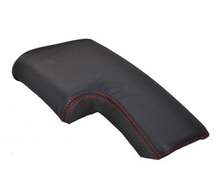 Armrest leather red stitching cover for alfa romeo 159 & Brera