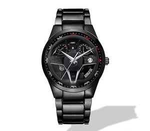 Giulia Steering Wheel Nero Corse Watch