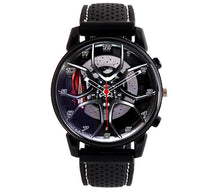 Alfa romeo MiTo GTA Wheels Calipers wheel silicone band stelvio qv quadrifoglio watch wristwatch orologio giulia callipers brembo elegant casual