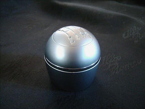 147 / GT 6 speed Satin Chrome Alloy Gear stick