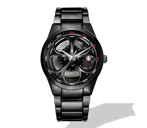 Giulia QV Wheel Black Caliper Nero Corse Watch