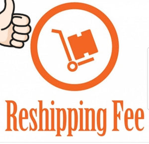 Shipping cost for reshipping