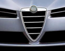 Alfa Romeo 159 Scudetto Front Bumper Center Grill GENUINE original badge emblem logo fast delivery