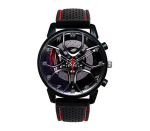 Alfa romeo MiTo GTA Wheels Calipers wheel stelvio qv quadrifoglio watch wristwatch orologio giulia red stitching