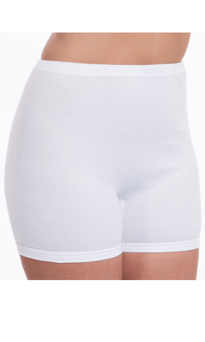 Pure Night Briefs 100% Cotton Interlock Pantees
