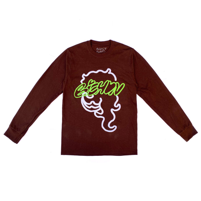 BP Long Sleeve ~ Brown