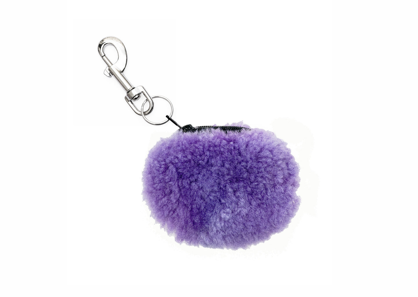 Fluffy Key Rings