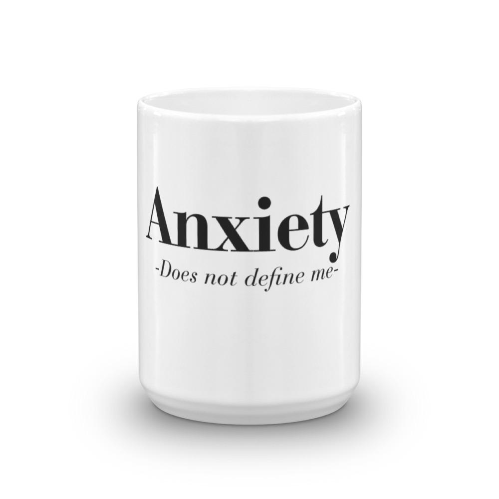 Anxiety Does Not Define Me - LifeSpirit | Sidi Life Products - Accessories - #collection_type#