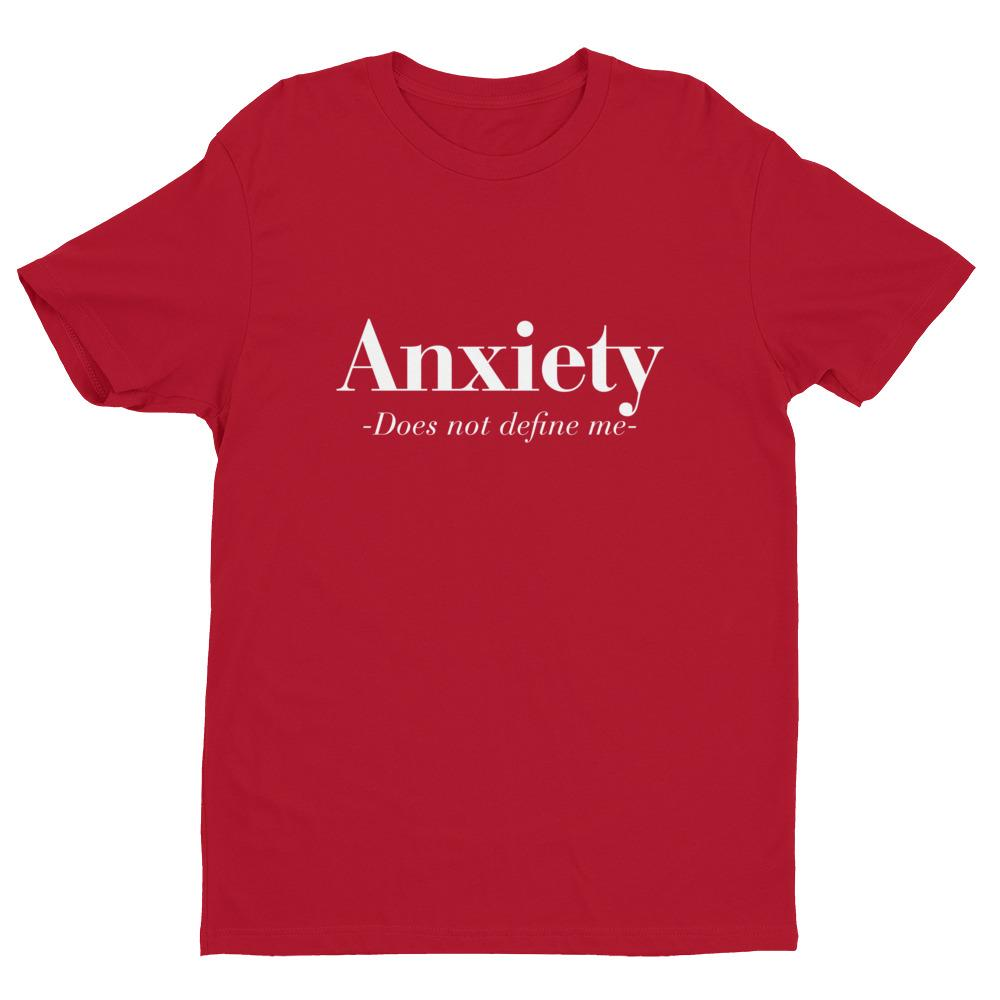 Anxiety Does Not Define Me - LifeSpirit | Sidi Life Products - T- Shirts - #collection_type#