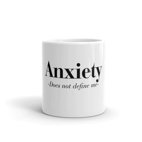 Image of Anxiety Does Not Define Me - LifeSpirit | Sidi Life Products - Accessories - #collection_type#