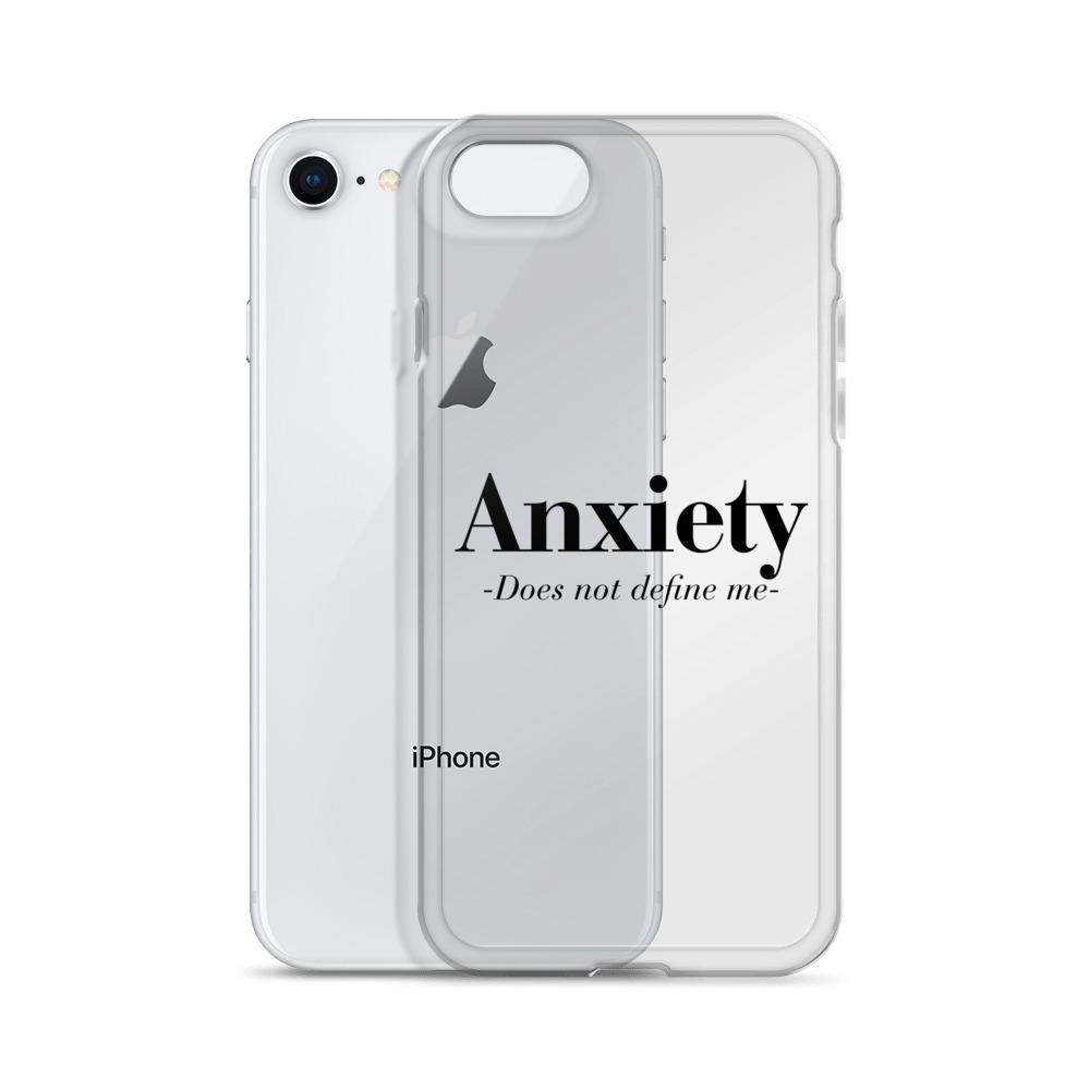 Anxiety Does Not Define Me iPhone 6/7 Cases - LifeSpirit | Sidi Life Products - Accessories - #collection_type#