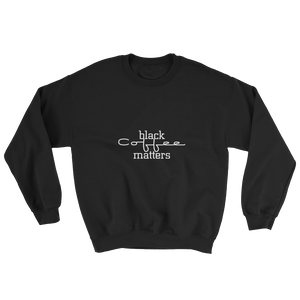 Black Coffee Matters - LifeSpirit | Sidi Life Products - Hoodies - #collection_type#