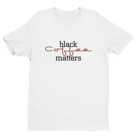 Image of Black Coffee Matters - LifeSpirit | Sidi Life Products - T- Shirts - #collection_type#