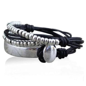 Bohemian Leather Wrist Wrap - LifeSpirit | Sidi Life Products - Accessories - #collection_type#