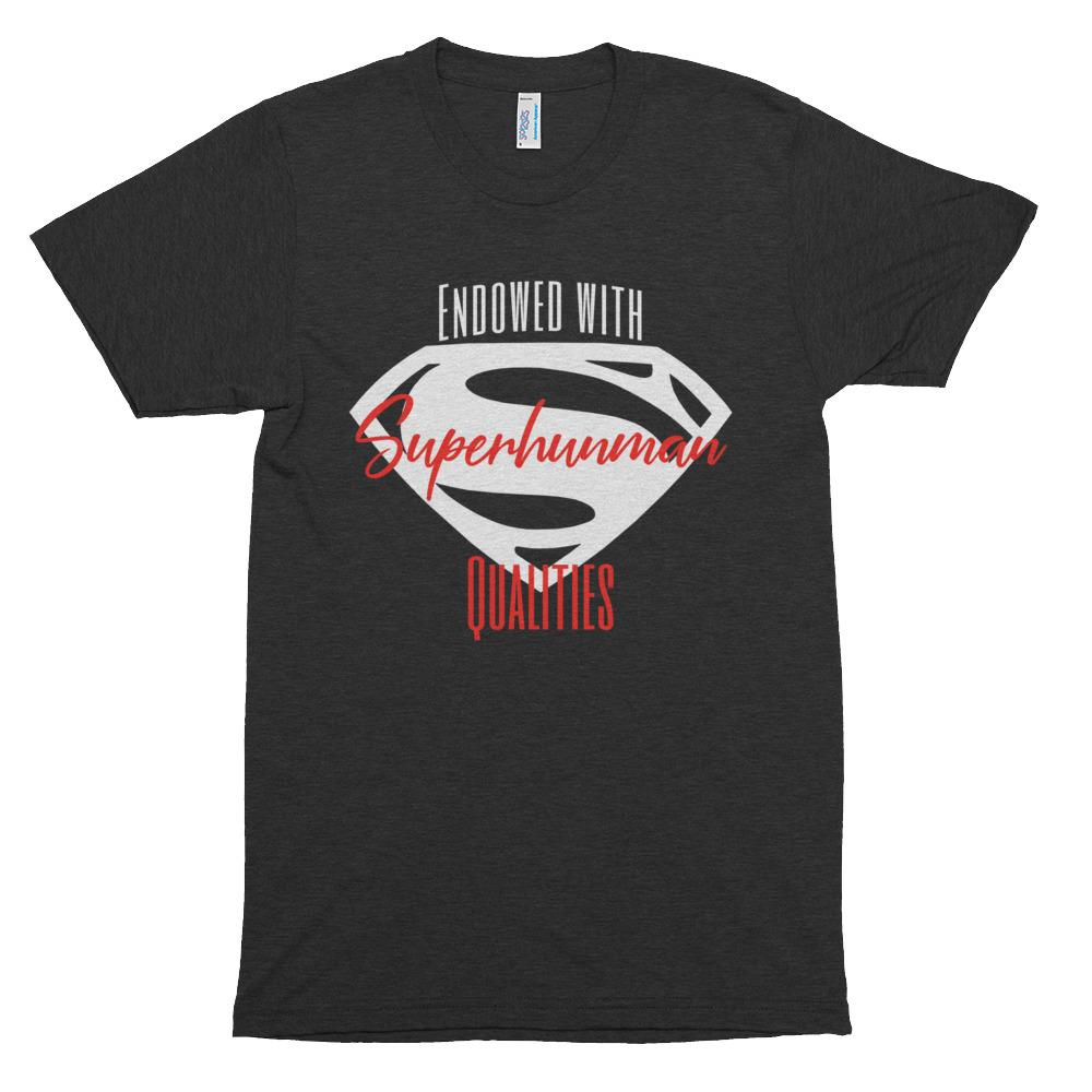 Endowed with Superhuman Qualities - LifeSpirit | Sidi Life Products - T- Shirts - #collection_type#