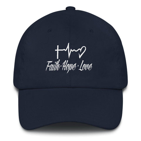 Faith, Hope, Love Cap